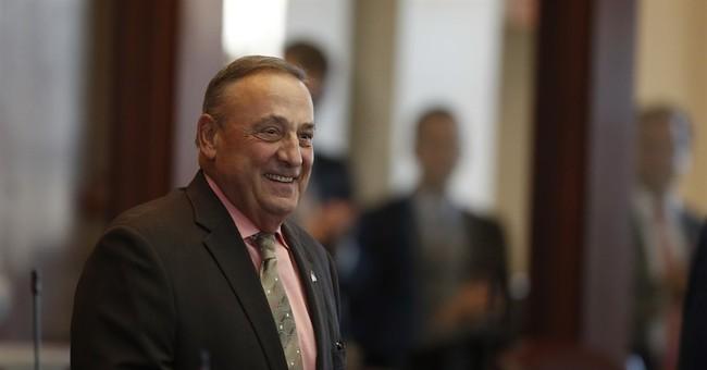 Maine Gov. Says He's Considering Senate Run