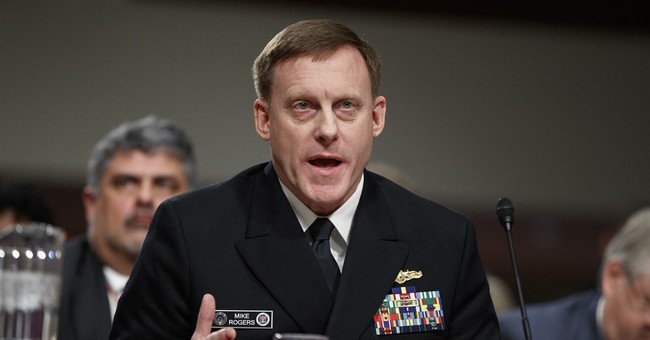 NSA chief, intelligence director won't comment on Trump conversations