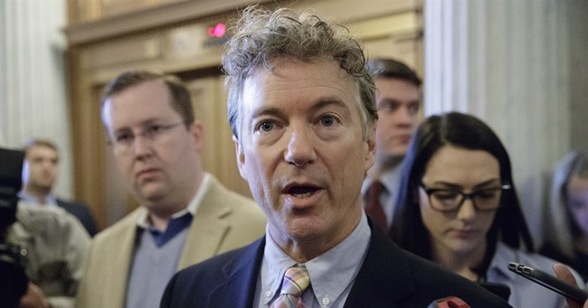 Rand Paul Determined to Stop Trump's 'Travesty' of a Deal With Saudi Arabia