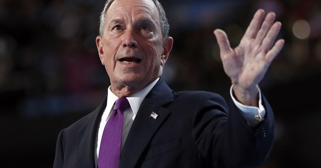 Bloomberg: There's A 55 Percent Chance Trump Is Re-elected Because Democrats Will Eat Each Other