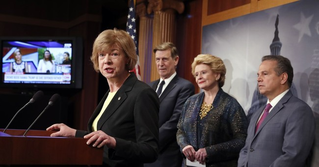 Sen. Baldwin Asks Trump to Withdraw Judicial Nomination Over His Marriage Comments