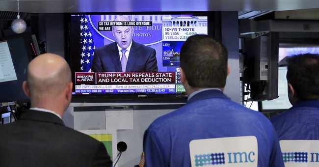 news article trump huge vague likely mild boost