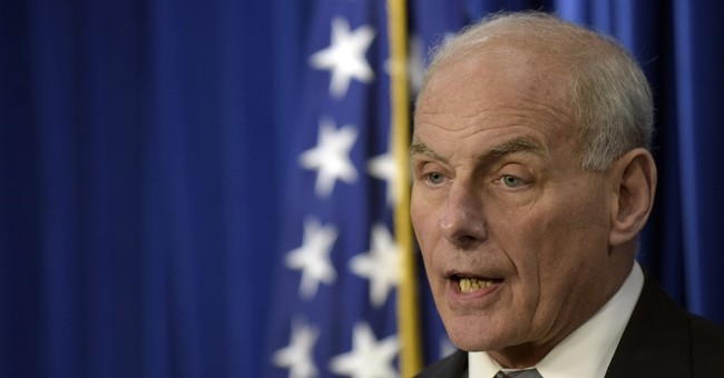 Kelly Responds to Former President Obama: 'We're Not Hiding Behind a Wall'