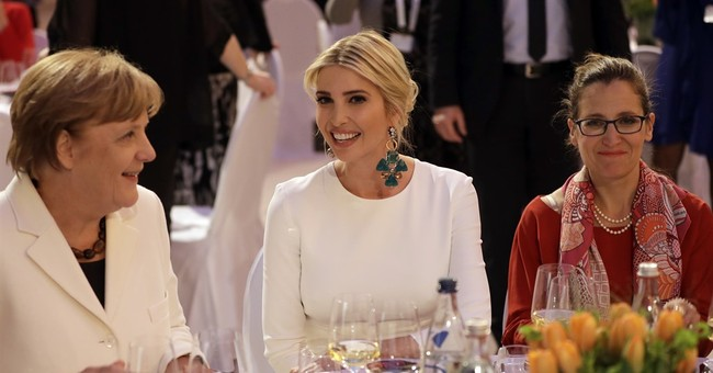 WSJ Writer Corrects Misconception that Saudi Money Went to an Ivanka Charity