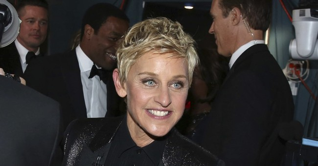 Insanity Wrap Presents Ellen DeGeneres Workplace Abuse