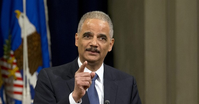 Oh My: Former Attorney General Eric Holder Considering A 2020 Run