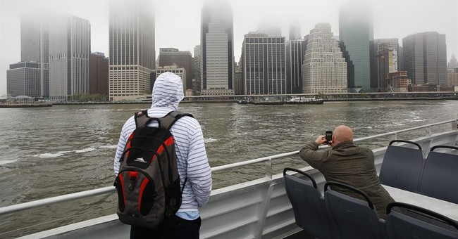 277 People Leave New York Per Day
