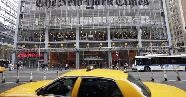 Surprise: NYT and WaPo Totally Ignore FBI Agents' Anti-Trump 'Insurance Policy' Texts