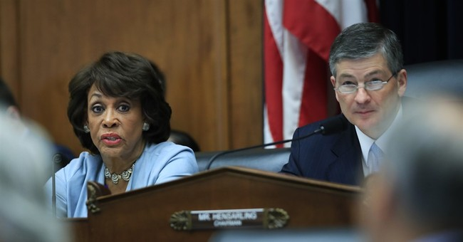 Maxine Waters Suggests Trump Should Be Dragged To Impeachment
