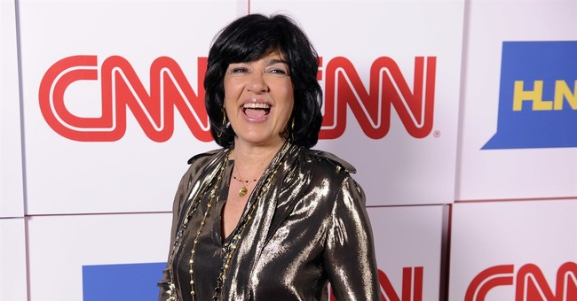 Christiane Amanpour Rants Against Trump 'Regime' After Iran Deal Decision