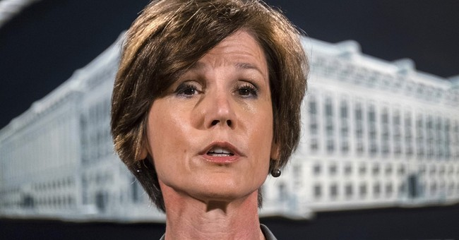 Yates Reveals How She Warned Trump White House About Flynn
