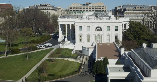 Breaking: White House On Lockdown