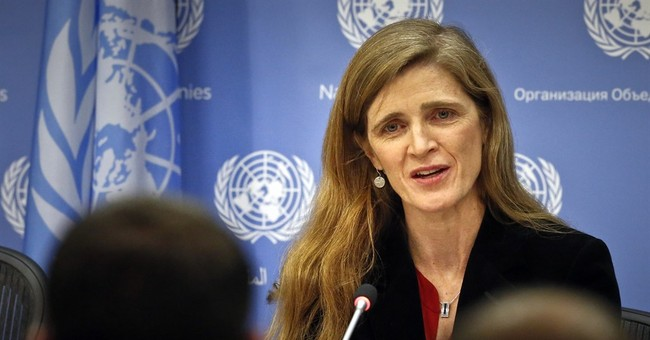 Samantha Power allegedly tried to 'unmask' Americans on a daily basis