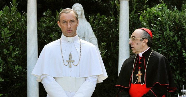 HBO's Supervillainous 'Young Pope'