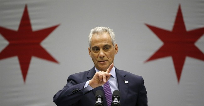 Left Seeks Democratic Control as Chicago Mayor Tells them to Just 'Chill'
