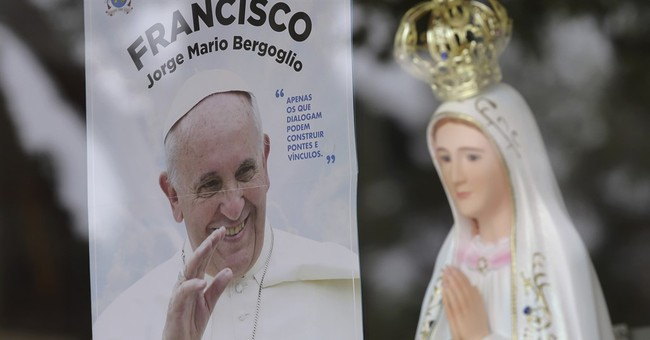 "Friday Fun: Check Out The ""MiniPope"" In Portugal"