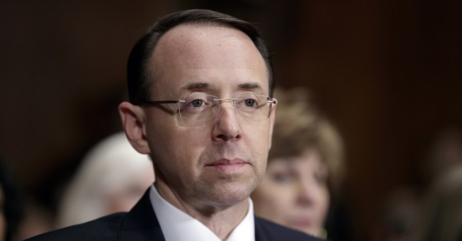 Report: Deputy AG Threatened to Quit Over Comey Firing; UPDATE: No, He Didn't