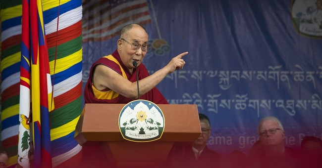 Sorry, no offence: Dalai Lama on women