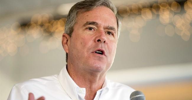 Jeb! Says A Republican Should Primary Challenge Trump