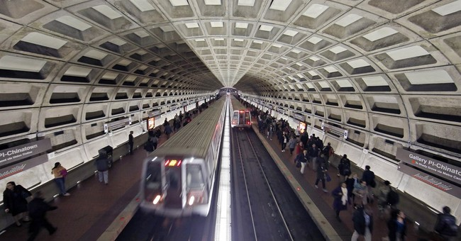 Washington Metro Catches Catholic Church Sending Message