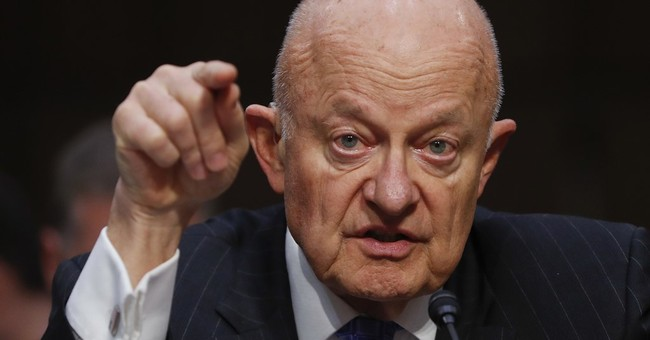 James Clapper Accuses Trump of Attacking Our Institutions