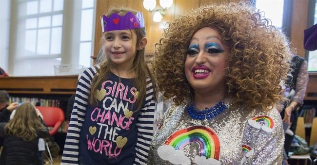 DC Public Library Hosts 'Drag 101' Family Event