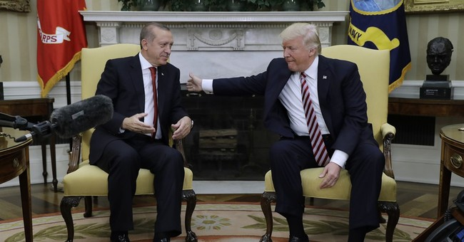 Trump Speaks on Behalf of Jailed U.S. Pastor With Erdogan