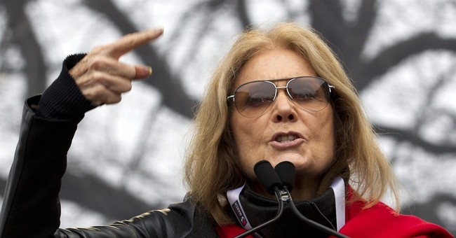 Gloria Steinem: Trump Is Not The President Because 'He Lost By 10 Million Votes'
