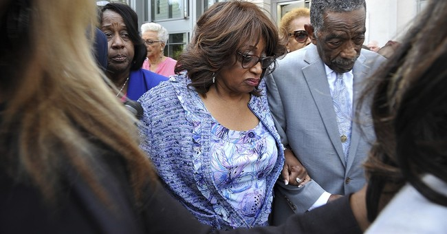 Former Democratic Congresswoman Corinne Brown Reports to Prison For Fraud Convictions