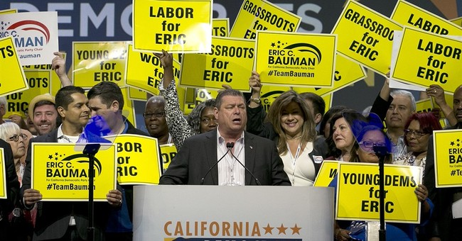 California Democratic Party Sued for Alleged Sexual Harassment of Male and Female Staffers