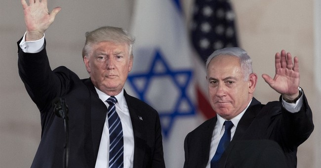 Netanyahu: Failing To Move The U.S. Embassy Keeps Palestinian Fantasies Alive, Pushes Away Peace