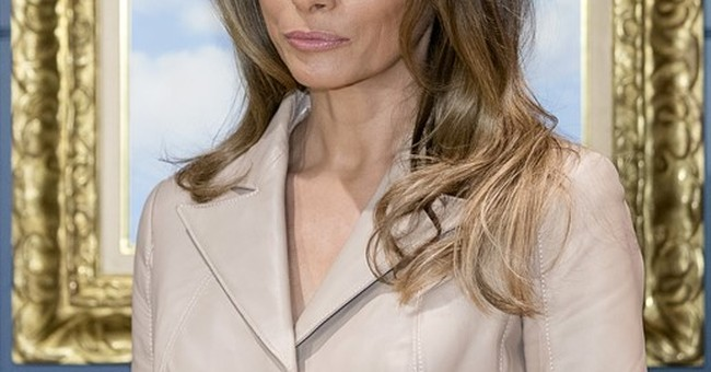 Melania Trump Responds to Kathy Griffin's Trump Beheading Photo