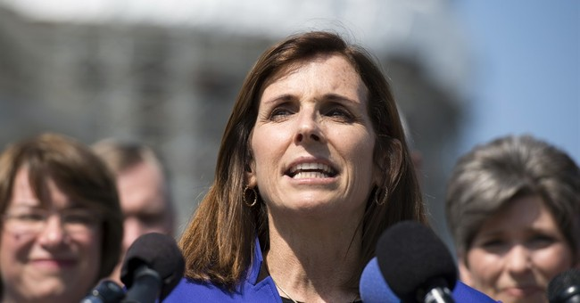 Arizona Congresswoman Martha McSally Announces Senate Race