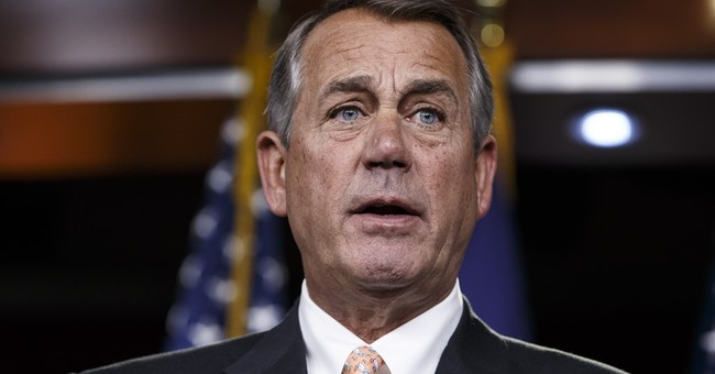 Boehner Says 'There Is No Republican Party. There's a Trump Party'