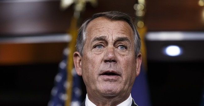 John Boehner Has Some Words For John Kasich Over His Potential Plans To Challenge Trump