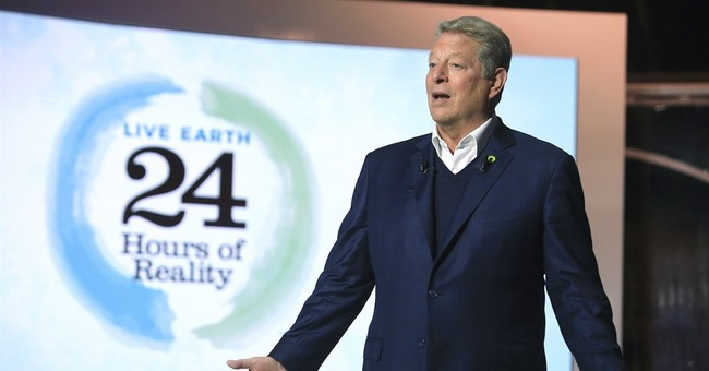 Al Gore To Trump: Resign