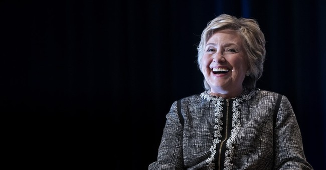Here's Why Hillary Clinton's Book Title on Her 2016 Campaign Disaster Is Very, Very Fitting