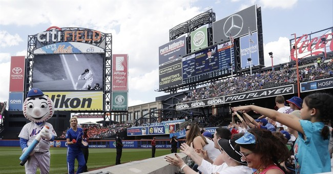Yikes: Chris Christie Got Booed at the Mets Game