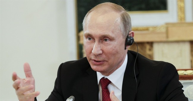 Putin Denies Russian Hacking Allegations