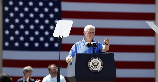Mike Pence Affirms White House Commitment to Life and Religious Liberty