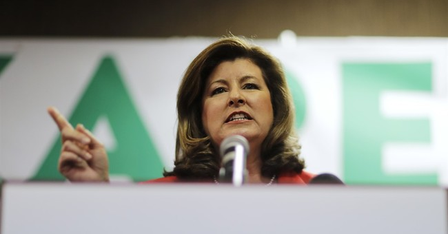 Karen Handel: 'I do not support a livable wage'