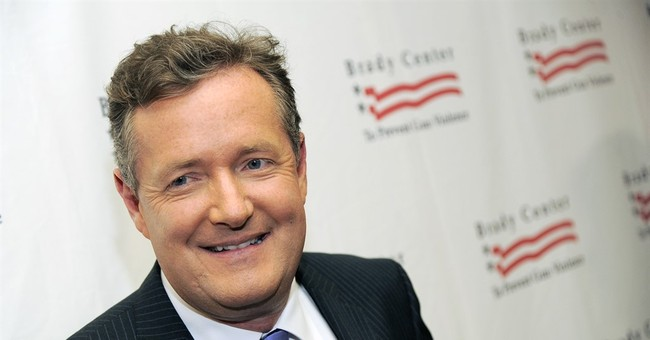 Piers Morgan: Today's Liberals Are 'Unbearable'