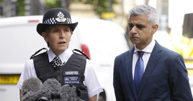 Police name 2 London attackers, say 1 was known to authorities