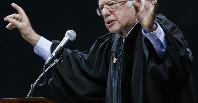 The Bigotry of Bernie Sanders