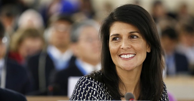 Nikki Haley is Throwing a Party For Pro-America Countries After Jerusalem Vote