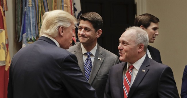 White House Offers Prayers For Congressmen And Staffers