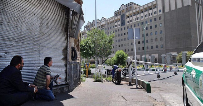 ISIS Claims Responsibility for Attack on Iran's Parliament, Shrine