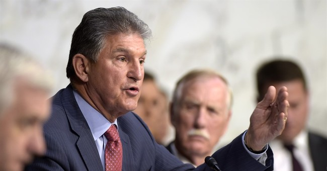 Manchin on Hillary Visiting West Virginia Ahead of Election: No Thanks