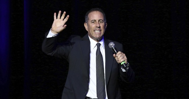 Jerry Seinfeld Sounds Off on Kevin Hart-Oscars Controversy