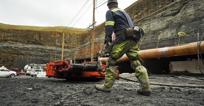 Back To Work: Trump Touts Opening Of New Coal Mine In Pennsylvania
